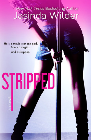 FRIDAY NIGHT FREEBIE: Signed copy of Stripped by Jasinda Wilder
