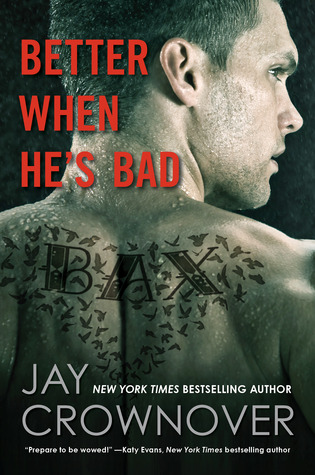 FRIDAY NIGHT FREEBIE: Signed Copy of Better When He's Bad by Jay Crownover