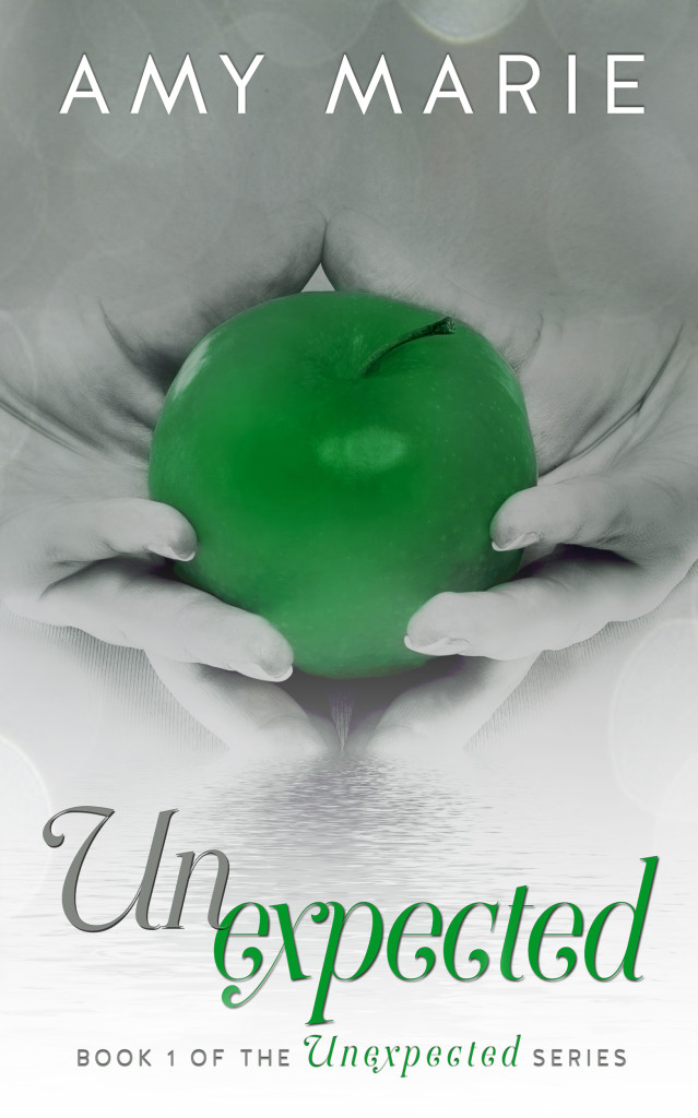 Cover Reveal: Unexpected by Amy Marie