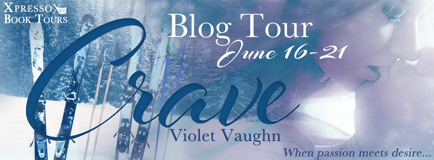 Tour Review and Giveaway: Crave by Violet Vaughn