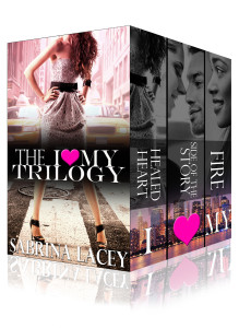Book Blast and Giveaway: I Love My Trilogy by Sabrina Lacey