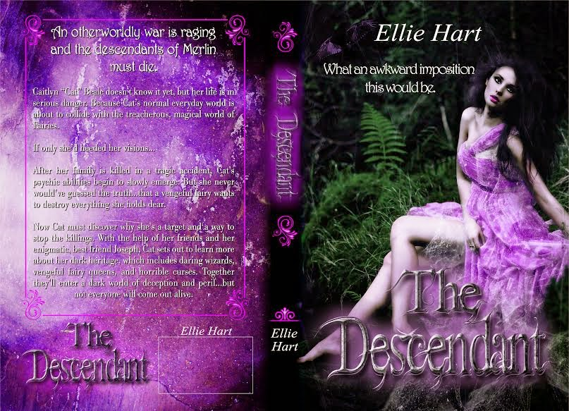 Cover Reveal for Ellie Hart