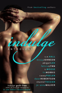 Release Day: Indulge