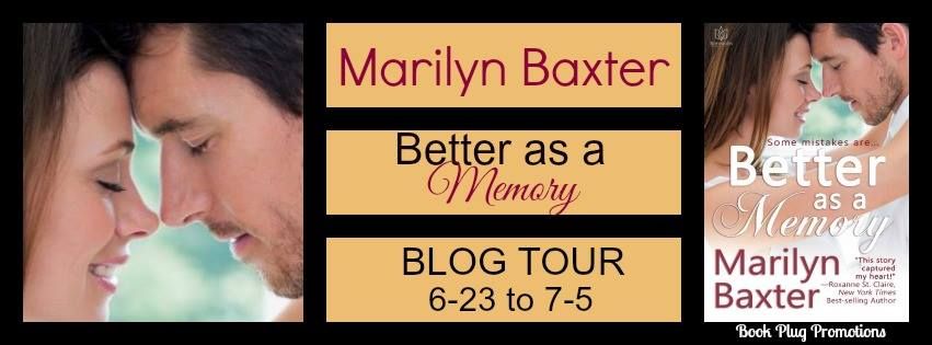 Blog Tour Review & Giveaway: Better as a Memory by Marilyn Baxter