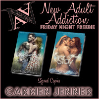 FRIDAY NIGHT FREEBIE: Sugartown Series by Carmen Jenner