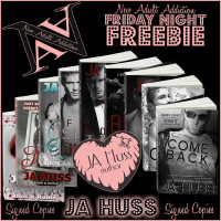 FRIDAY NIGHT FREEBIE: NINE Signed Paperbacks from JA Huss