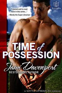 Tour Review & Giveaway: Time of Possession by Jami Davenport