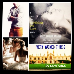 Very Wicked Things 99 cent Promo Pic