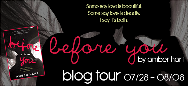 Tour Review & Giveaway: Before You by Amber Hart
