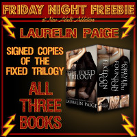 FRIDAY NIGHT FREEBIE: The Fixed Trilogy by Laurelin Paige