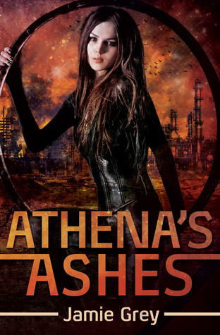 $25 GIVEAWAY and EXCERPT: Athena's Ashes by Jamie Grey