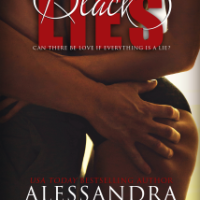 Cover Reveal: Black Lies by Alessandra Torre