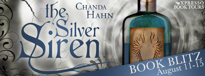 KINDLE GIVEAWAY and EXCERPT: The Silver Siren by Chanda Hahn