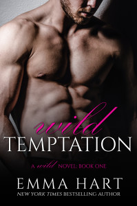 Release Day Launch & Giveaway: Wild Temptation by Emma Hart