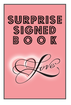 FRIDAY NIGHT FREEBIE: TWO Surprise Signed Books