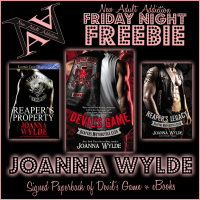 FRIDAY NIGHT FREEBIE: Devil's Game by Joanna Wylde