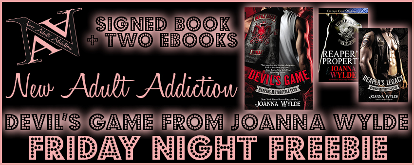 FRIDAY NIGHT FREEBIE: Devil's Game by Joanna Wylde