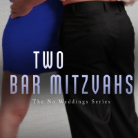 Release Day Launch and Giveaway: Two Bar Mitzvahs by Kat Bastion with Stone Bastion