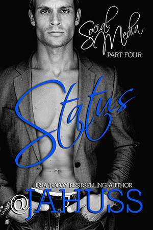 GIVEAWAY and EXCERPT: STATUS by JA Huss