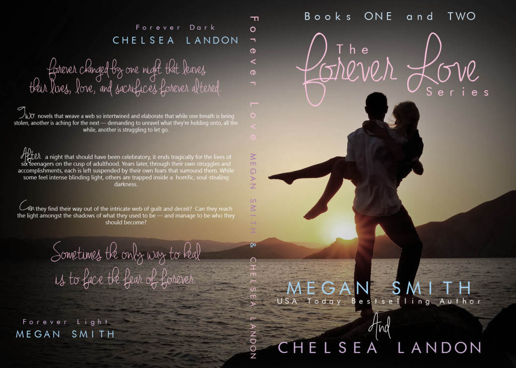 Release Day and Excerpts: Forever Love Series by Chelsea Landon and Megan Smith
