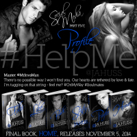 GIVEAWAY and EXCERPT: PROFILE (Social Media #5)