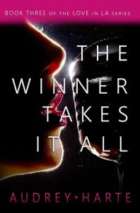 Happy Release Day Audrey Harte! The Winner Takes All is finally here!
