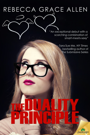 $25 GIVEAWAY and REVIEW: The Duality Principle by Rebecca Grace Allen