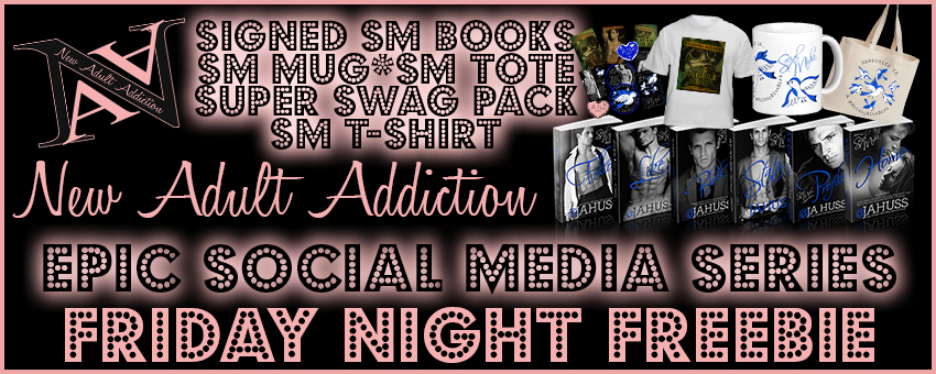 FRIDAY NIGHT FREEBIE: Epic Social Media Prize Pack