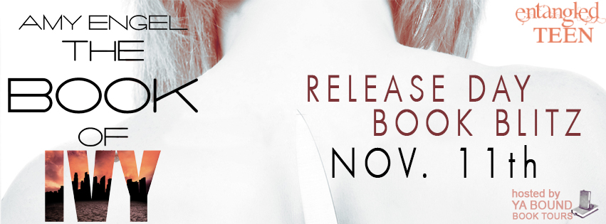 GIVEAWAY and EXCERPT: The Book of Ivy by Amy Engel
