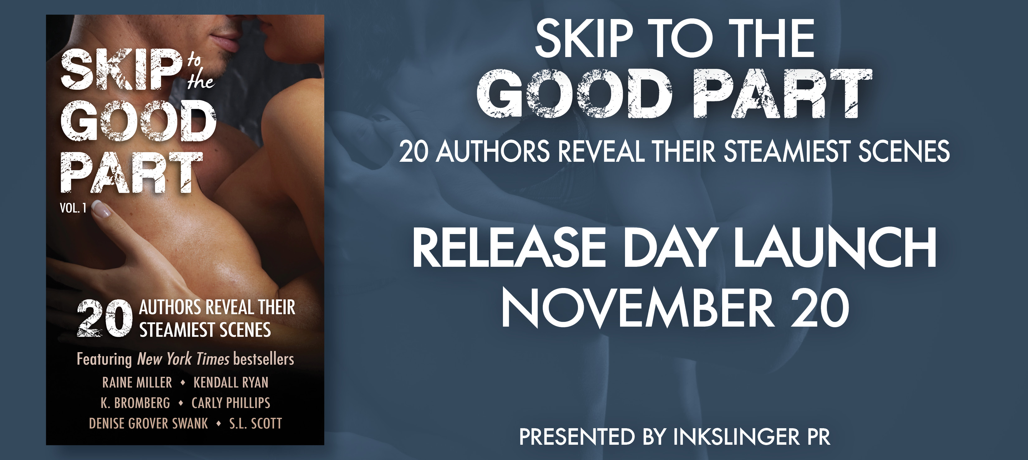 Release Day Launch and GIVEAWAY: Skip To The Good Part