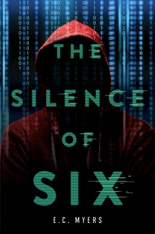 GIVEAWAY and VIDEO GUEST POST: The Silence of Six by E.C. Myers