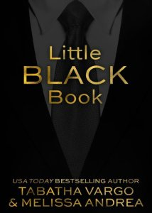 FRIDAY NIGHT FREEBIE: Little Black Book by Tabatha Vargo and Melissa Andrea