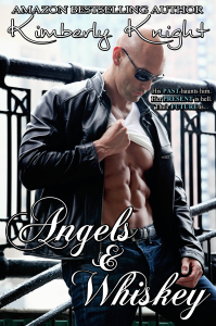 Cover Reveal: Angels & Whiskey by Kimberly Knight