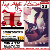 $20 GIVEAWAY and TEASER: Bulletproof by Melissa Pearl