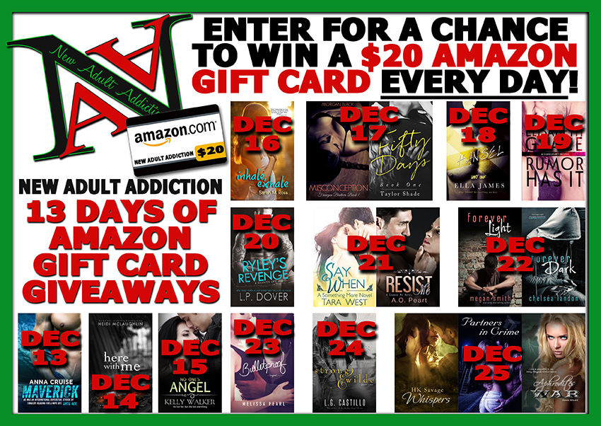 $20 GIVEAWAY and TEASER: Morgan Black and Skylar Cross