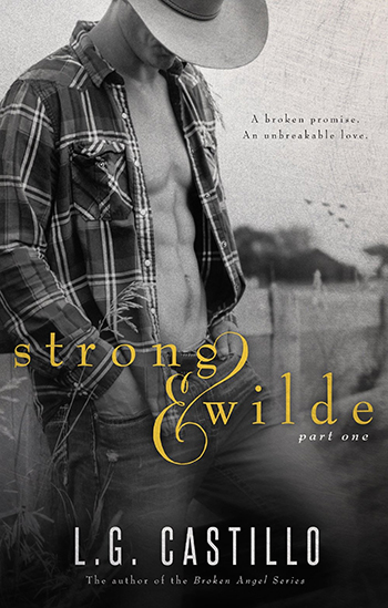 $20 GIVEAWAY and TEASER: Strong & Wilde by LG Castillo