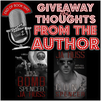 GIVEAWAY: End of Book Shit Spencer and Veronica