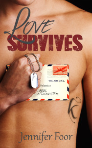 Cover Reveal: Love Survives by Jennifer Foor