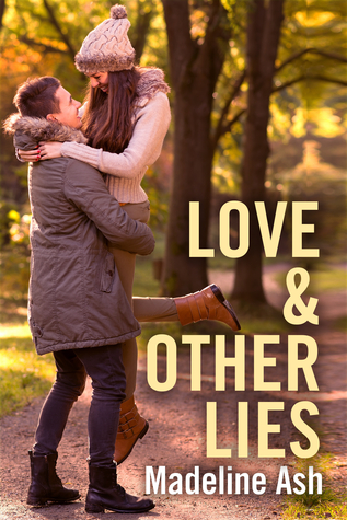 $20 GIVEAWAY and EXCERPT: Love & Other Lies by Madeline Ash