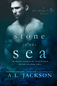 COVER REVEAL: A Stone in the Sea by A.L. Jackson