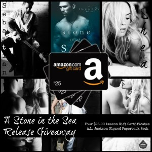 A Stone in the Sea Release Day Giveaway