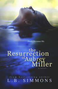 Facebook Giveaway & Review: The Resurrection of Aubrey Miller by L.B. Simmons