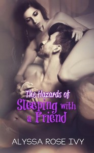 GIVEAWAY and COVER REVEAL: The Hazards of Sleeping With a Friend