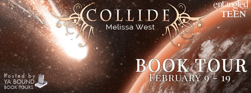 $20 GIVEAWAY and REVIEW: Collide by Melissa West
