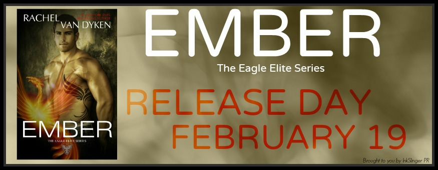 Giveaway and Release Day: Ember by Rachel Van Dyken