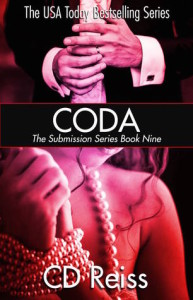 Jana's Review of CODA by CD Reiss