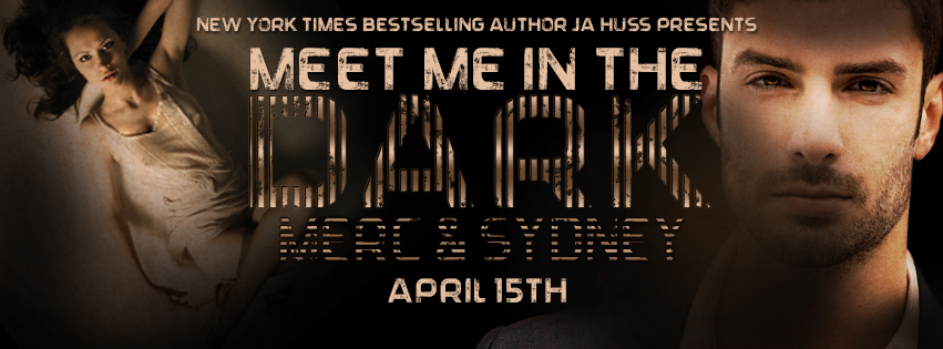 $15 GIVEAWAY and SNEAK PEAK COVER REVEAL: Meet Me In The Dark by JA Huss