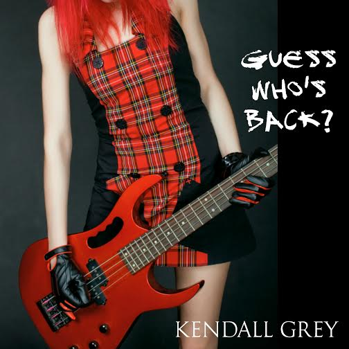 Rock by Kendal Grey