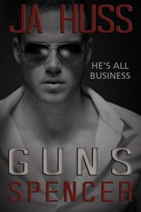 Happy ONE Year Anniversary to Guns by JA Huss