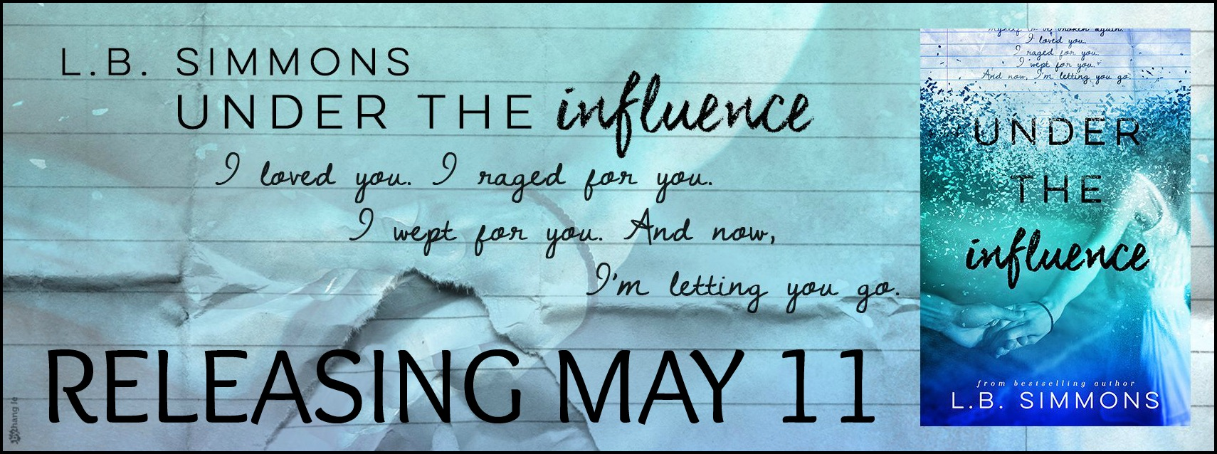 GIVEAWAY…Check this out and add to your May reads!